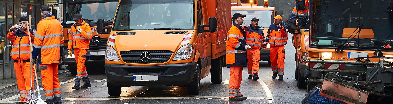 LKW Fahrer / in  Ver- u. Entsorgung