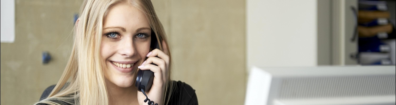 Bürokraft / Service Mitarbeiter-in / Kundenbetreuer-in in Vollzeit, Teilzeit oder auf Mini Job Basis
