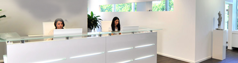 Büro Empfangsmitarbeiter  (m/w/d)